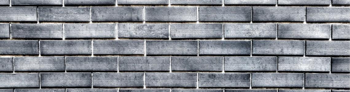 Face Bricks, Stone and Slips