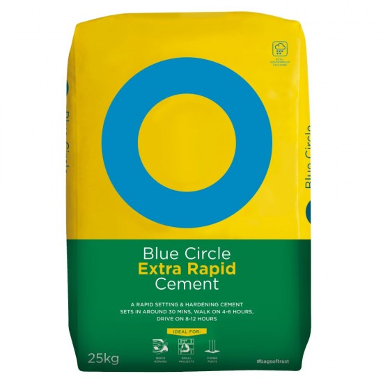 Extra Rapid Fast Set Cement 25kg
