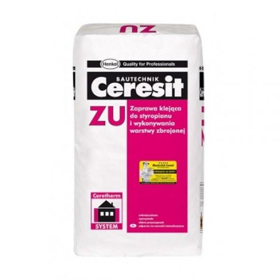 Ceresit ZU (Base Coat Render) Insulation and Mesh Adhesive 25kg
