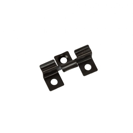 195mm x 95mm x 145mm Composite Prime Hd Deck Dual Slim Clips and Screws (Pack of 200)