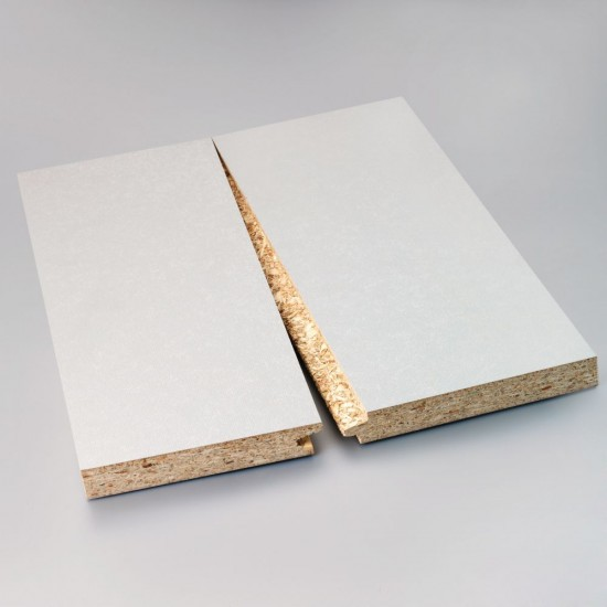 22mm x 2400mm x 600mm Egger Protect Grey Tongue and Grooved Chipboard Flooring