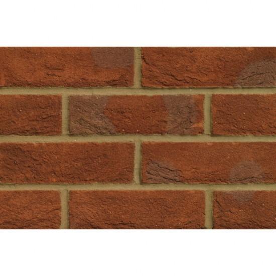 London Brick Company Forterra Facing Brick Oakthorpe Red Multi Stock - Pack of 495