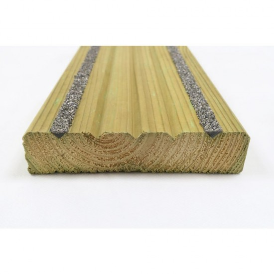125mm x 32mm x 3000mm Gripsure Decking Ex (Pack of 5 pieces)