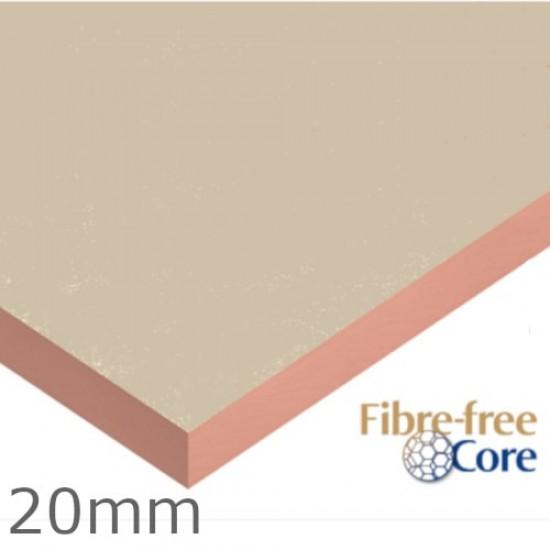 20mm Kingspan Kooltherm K5 External Wall Insulation Single Board - 1200mm x 600mm