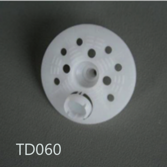 TD060 Klimas W-M Nylon Support Disc for External Wall Insulation (100 pcs)