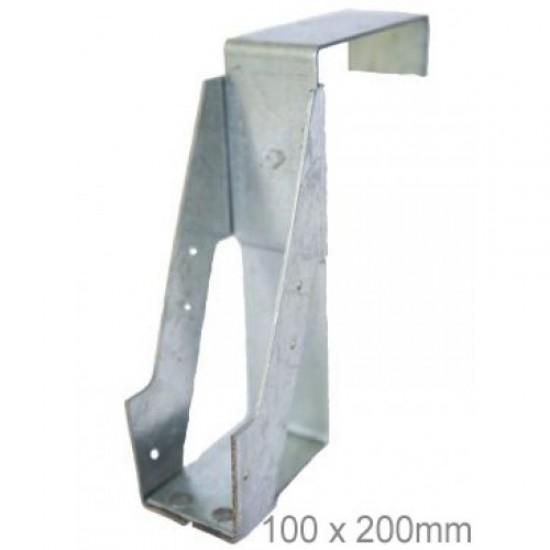 100 x 200mm Welded Return Hanger R100mm