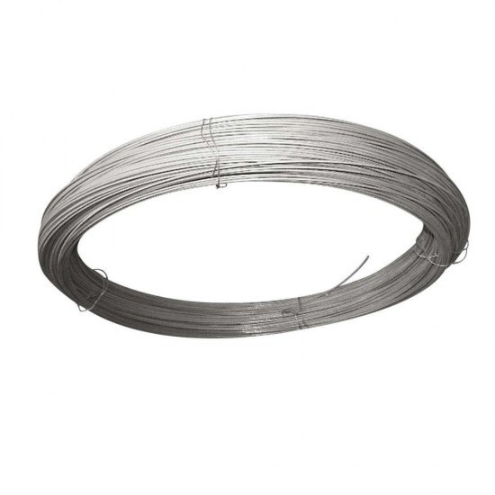 1.25mm x 52m Tenax Galvanised Wire Coil