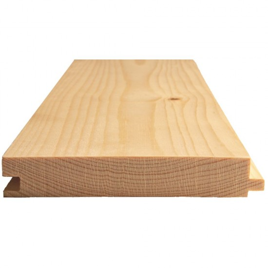 22mm x 150mm Whitewood Tongue and Grooved Contract Flooring (Finished size 18mm x 144mm)