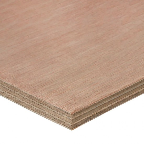 2440mm x 1220mm x 9mm Structural Hardwood Plywood