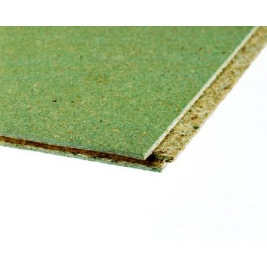 18mm x 2400mm x 600mm Caberfloor P5 Tongue And Grooved Moisture Resistant Chipboard Flooring