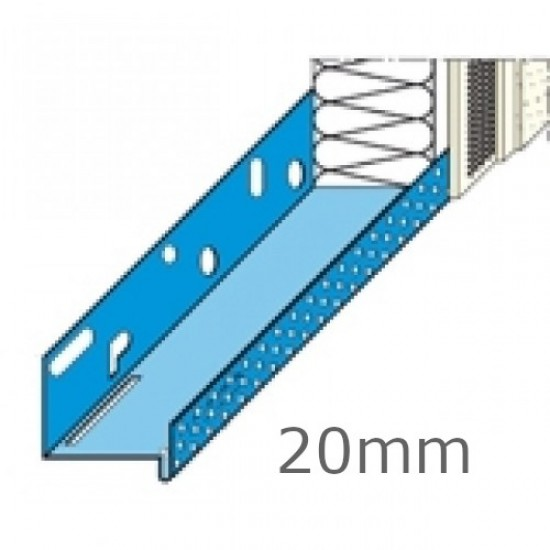 Wemico Aluminium Base Track 20mm (10 pcs)